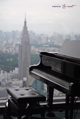 ハイアットピアノ